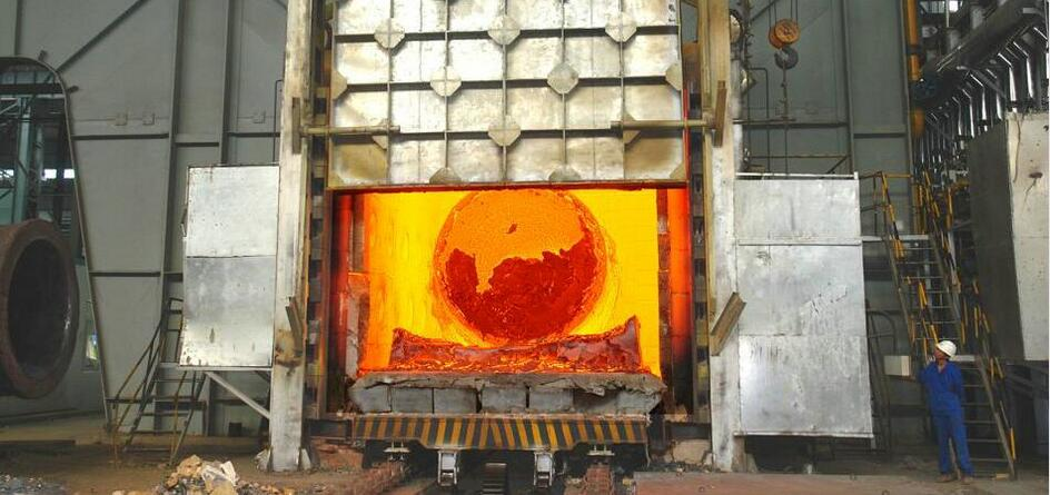 加热铸造耐火浇注料