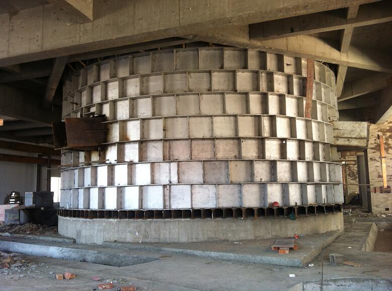 高碳锰铁矿热炉耐火材料炉衬保温改造方案